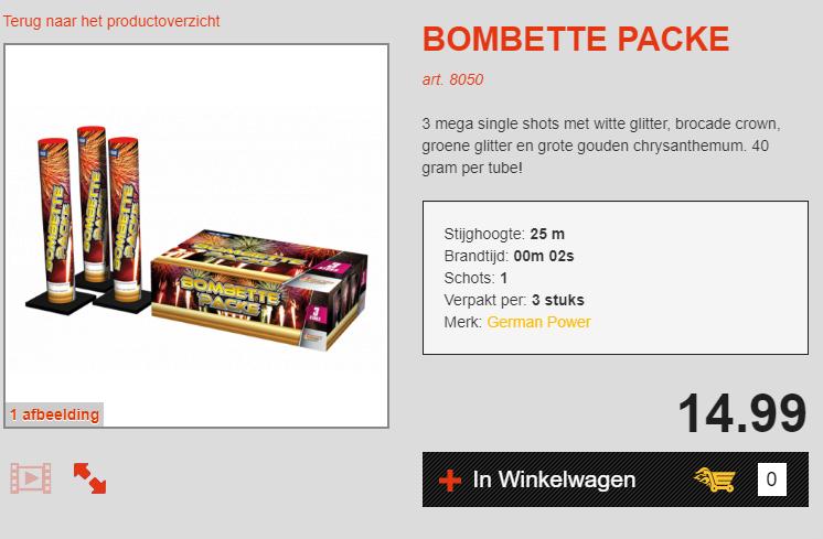 Naam: Bombette Pack.PNG Bekeken: 1761 Grootte: 155,5 KB